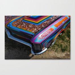 Rainbow Rivi Canvas Print