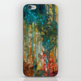 The Canyon Series (Whole Piece) iPhone Skin