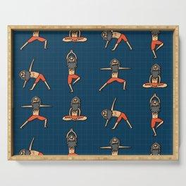 Yoga Serving Tray