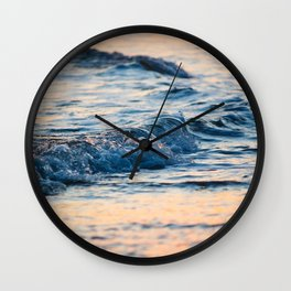 Little Color Wall Clock