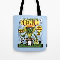 The Mischievous Gremlin Tote Bag