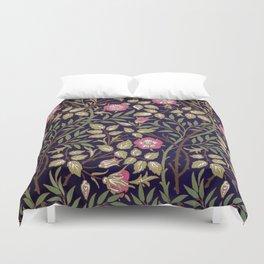 William Morris Sweet Briar Floral Art Nouveau Duvet Cover