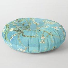 Vincent Van Gogh Almond Blossoms Floor Pillow