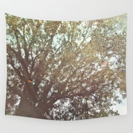 Reverie of a Tree Wall Tapestry