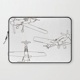 aircraft Laptop Sleeve