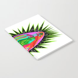 Porcupine Eye Notebook