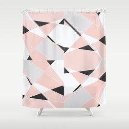 Mid Century #3 Shower Curtain