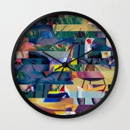 Kill The Wabbit (Provenance Series) Wall Clock