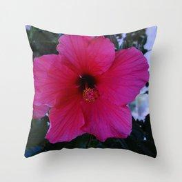 Flower #1 Throw Pillow