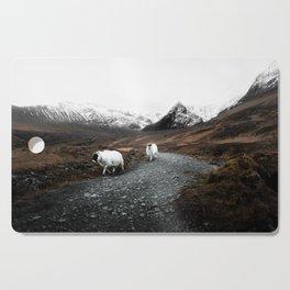Ram Crossing / Isle of Skye Cutting Board