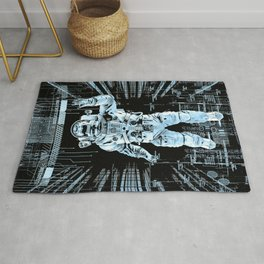 Data Horizon Rug