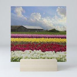 Hope Is - Flower Art Mini Art Print