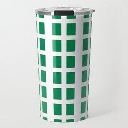 Flag of nigeria -nigeria, nigerian,africa,hausa,igbo,Yoruba,Naira,Lagos,Kano Travel Mug