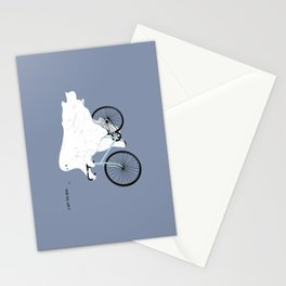 Negative Ghostrider. Stationery Cards