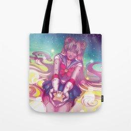 Star Locket Tote Bag