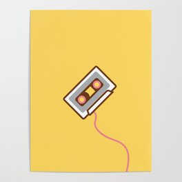 Cassette Fever Poster