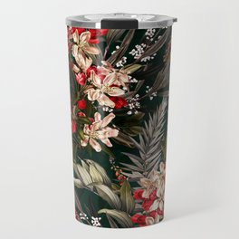 Midnight Garden XI Travel Mug