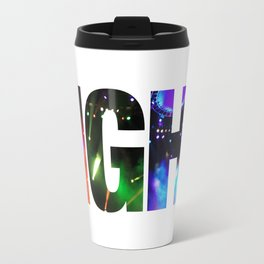 Phish Light Text Travel Mug