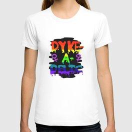 Dyke-A-Delic T-shirt