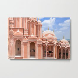 jaipur, the pink city Metal Print