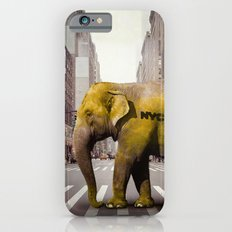 Elephant Taxi NYC Slim Case iPhone 6s