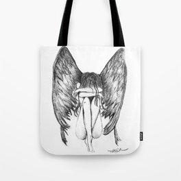 She Weeps- Original Tote Bag