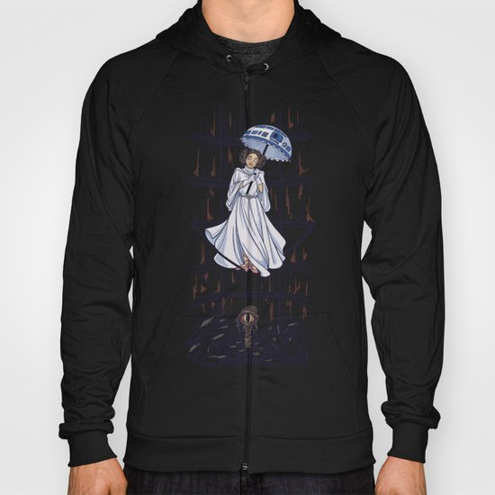 Leia's Corruptible Mortal State Hoody
