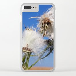 winded Clear iPhone Case