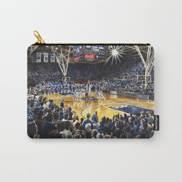 Tip-off, UNC at Duke Carry-All Pouch