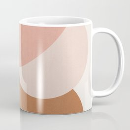 Abstract Stack II Coffee Mug