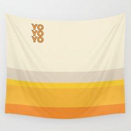 yo Wall Tapestry