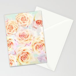 I promise you a rose garden Stationery Cards