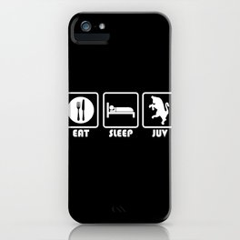 ESP: Juve iPhone Case