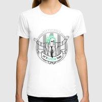 tim burton T-shirts featuring Beetle Juice [Betelgeuse, Michael Keaton, Tim Burton] by Vyles