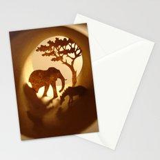 Africa (Afrique) Stationery Cards