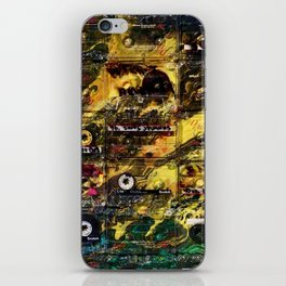 Mixtape me Soul iPhone Skin