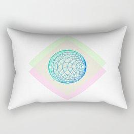 organic boule Rectangular Pillow