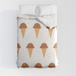 Chocolate Ice-creams Comforters