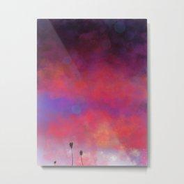 Summer Glow Metal Print