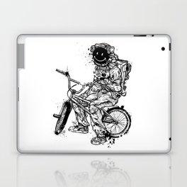 Void in Space (Blk) Laptop & iPad Skin