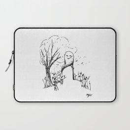 A Windy Day Laptop Sleeve