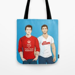 keep calm 01 Tote Bag