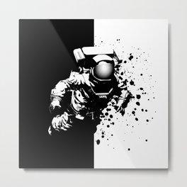 Cosmic Breakthrough Metal Print