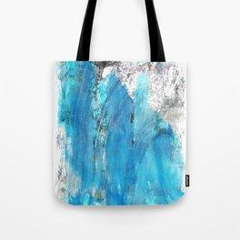 Modern Abstract Art - Blue Essence - Sharon Cummings Tote Bag
