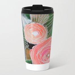 Botanic no. 2 Metal Travel Mug