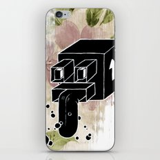 Mystery Xmas Exchange No:2 iPhone & iPod Skin