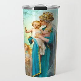 Our Lady of the Angels Travel Mug
