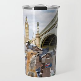 Westminster Foxes. Travel Mug