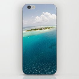 Dreams of small islets iPhone Skin