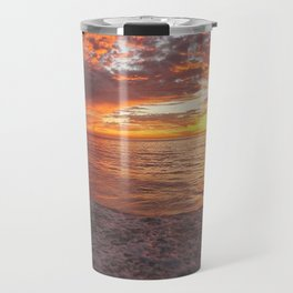 Inspirational Sunset by Aloha Kea Photography Travel Mug